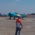 Peças para aeronaves  oferta Componentes