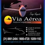ALUGUEL DE HELICOPTERO oferta Táxi Aéreo