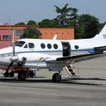 1975 KING AIR C90 SN LJ-667  |  Turbo Hélice