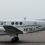 1976 KING AIR E90 SN LW-179  |  Turbo Hélice