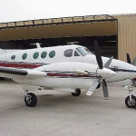 1975 KING AIR E90 SN LW-140   |  Turbo Hélice