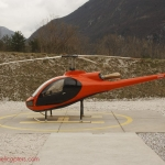 New Ultralight helicopter - Diesel/biodiesel gas Turbine 250 hp oferta Helicóptero Turbina