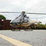 Helicóptero SW-4 da marca AgustaWestland oferta Helicóptero Turbina
