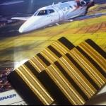 Epaulets 4 straps golden  |  Diários, cadernetas