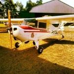 Avião experimental motor 85hp Franklin PU-COL oferta Experimental