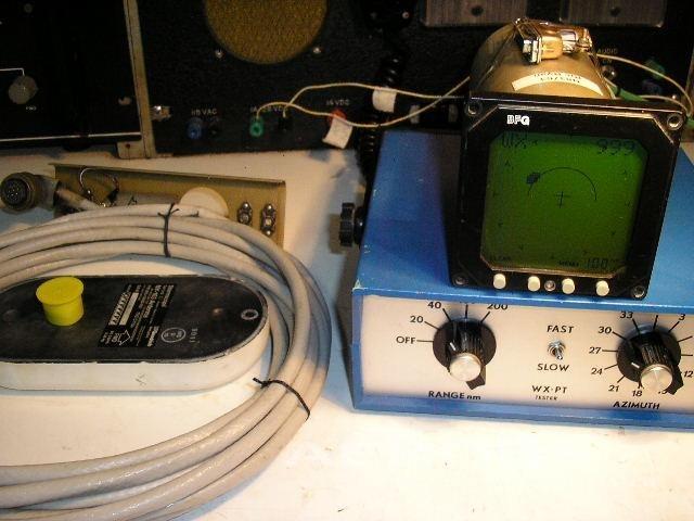 Stormscope WX-900 com Display Novo Fotografia