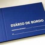 Diários de Bordo e Cadernetas para Aviação  |  Diários, cadernetas
