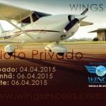 CURSO PILOTO PRIVADO AVIÃO E HELICÓPTERO oferta Cursos, Escolas de Aviação
