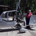 GIROCOPTERO MODELO GM-1  |  Girocóptero