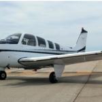 Beechcraft Bonanza F33A oferta Táxi Aéreo