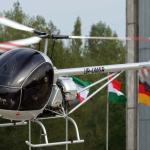 Helicóptero Aerocopter AK1-3 oferta Helicóptero Pistão