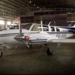 1982 Beechcraft Airc BE-58 oferta Bimotor Pistão