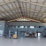 Vende-se hangar no aeroporto de Maricá - RJ  |  Hangar, Atendimento