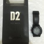 Relógio Garmin D2  |  GPS