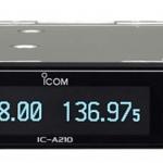 Radio ICOM IC A210 oferta Acessórios diversos