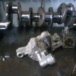 Bomba de Óleo de motor Continental oferta Peças diversas