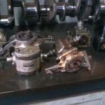 Motor e Bomba Hidráulica para Ipanema  oferta Componentes