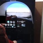 Simulador IFR para praticar procedimentos e ou somente lazer oferta Cursos, Escolas de Aviação