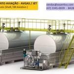 Módulo de Abastecimento P/ Revenda de AVGAS / JET oferta Acessórios diversos