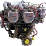 Motor Diesel/Querosene peso 209kg 230hp  oferta Motores