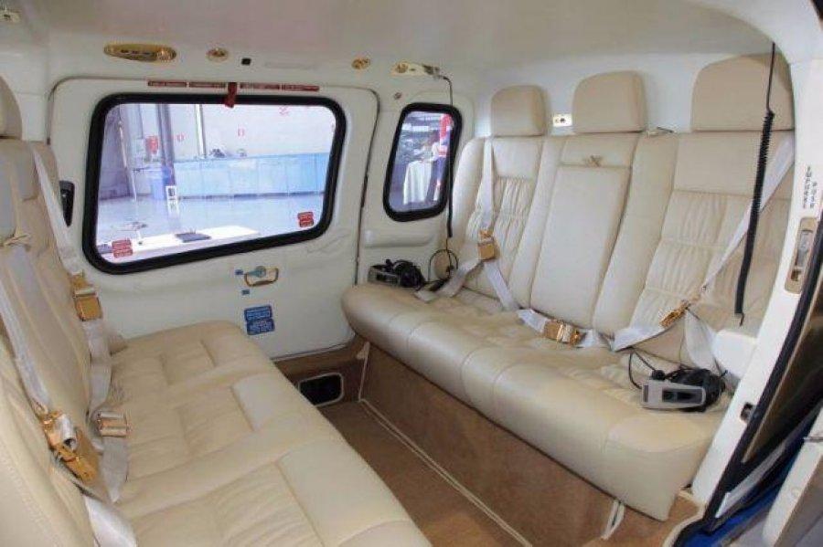 Bancos de couro a reo servi os manuten o revis o for Helicoptere interieur