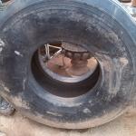 Pneus de avião medidas diversas  oferta Rodas, pneus e câmaras