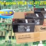 Bateria Panasonic VRLA 12V/7,2 Ah oferta Acessórios diversos