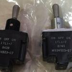 Chave Elétrica On Off On MS24523-27 oferta Sistema elétrico