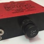 Circuit Breaker Klixon 35AMP oferta Sistema elétrico