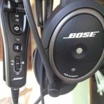 Fone Bose A20 novinho 6 pinos com Bluetooth. Uso em Avião/Helicóptero  |  Headsets