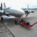 Rebocador de Aeronaves   |  Trator, Garfo, GPU