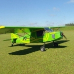Avião experimental VW 110 hp em estado de novo  |  Experimental