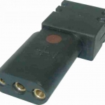 Plug R65BS, 28VCC  |  Trator, Garfo, GPU