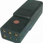 Plug R67BS, 115 / 200 VCA, 400 Hz.  |  Trator, Garfo, GPU