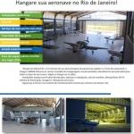 Hangaragem no Rio de Janeiro - CIMAER   |  Hangar, Atendimento