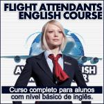 CURSO DE INGLÊS TÉCNICO PARA COMISSÁRIOS DE VOO | BÁSICO oferta Cursos, Escolas de Aviação