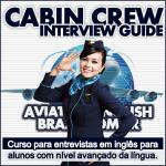 CURSO PARA ENTREVISTAS EM INGLÊS PARA COMISSÁRIOS DE VOO  |  Cursos, Escolas de Aviação