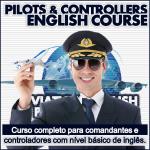 CURSO DE INGLÊS TÉCNICO PARA PILOTOS E CONTROLADORES oferta Cursos, Escolas de Aviação