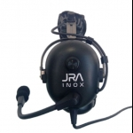 Fones em inox JRA - Headset  |  Headsets