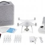 DJI Phantom 4 Quadrotor  |  Aeromodelismo, Drone