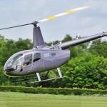 Helicóptero Robinson R66 Turbina Ano 2015 - 145 horas totais oferta Helicóptero Turbina