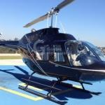Bell Jetranger 206B III – Ano 1995 – 1696 H.T. oferta Helicóptero Turbina