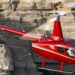 HELICÓPTERO ROBINSON R66 TURBINA ANO 2012 - 70 HT oferta Helicóptero Turbina