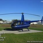 2008 HELICÓPTERO ROBINSON R44 RAVEN II  |  Helicóptero Pistão