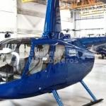 Helicóptero Robinson R66 Turbina – Ano 2012 – 810 H.T oferta Helicóptero Turbina