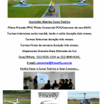 Frisonfly Escola de Aviação Civil Ltda oferta Cursos, Escolas de Aviação