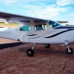 Avião Monomotor Cessna 210L – Ano 1974 – 5500 H.T oferta Monomotor Pistão