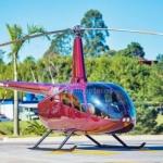 Helicóptero Robinson R66 Turbina Ano 2012 – 780 H.T. oferta Helicóptero Turbina