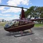 Helicóptero Robinson R66 Turbina – Ano 2013 – 190 H.T. oferta Helicóptero Turbina