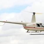 Helicóptero Robinson R44 Raven II – Ano 2010 – 930 H.T. oferta Helicóptero Pistão